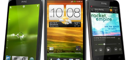 HTC One Series X V S
