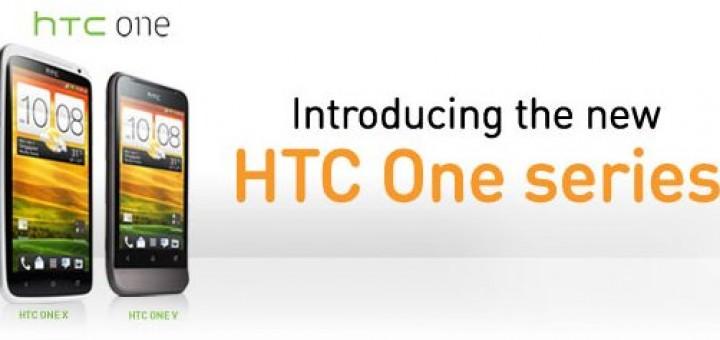 HTC One Series U Mobile