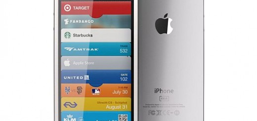 iPhone 5 Photo Render (1)