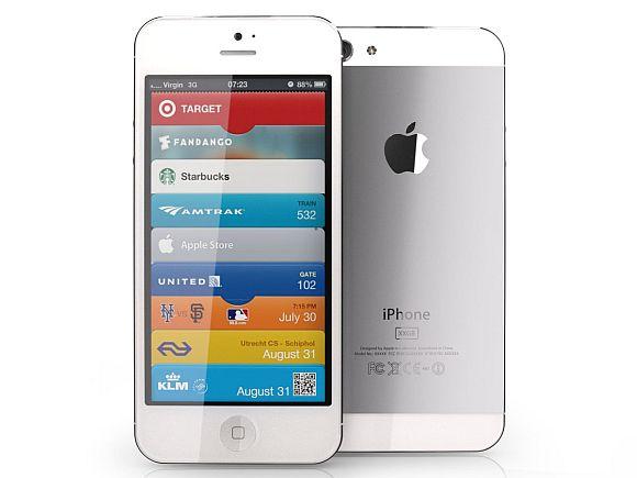 iPhone 5 Photo Render (1)