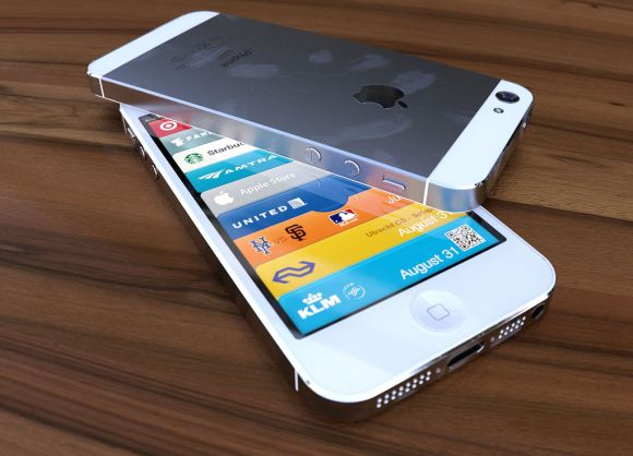 iPhone 5 Photo Render (4)