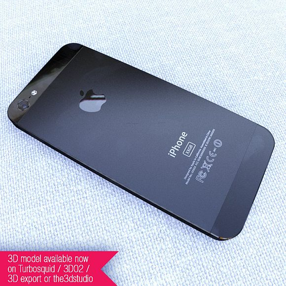 iPhone 5 Photo Render (7)
