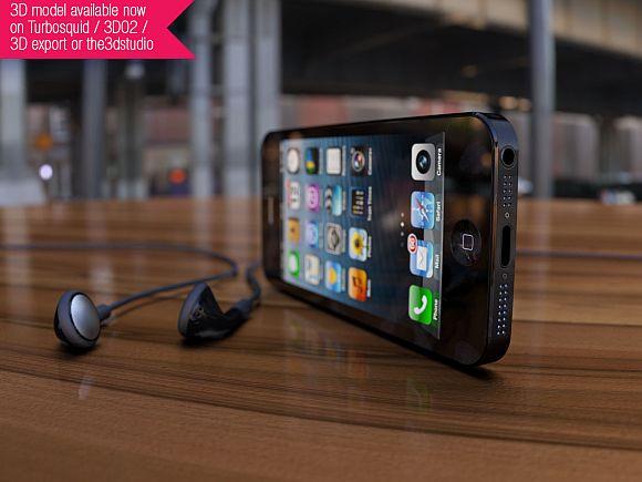 iPhone 5 Photo Render (8)