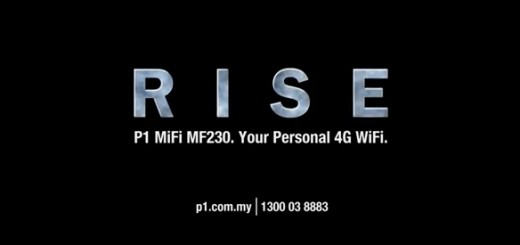 P1 MiFi MF230 Rises