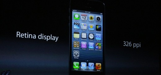 iPhone 5 Official Photo From Apple Event @ Engadget