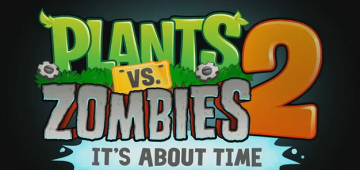 Plants VS Zombies 2 It's About Time Game