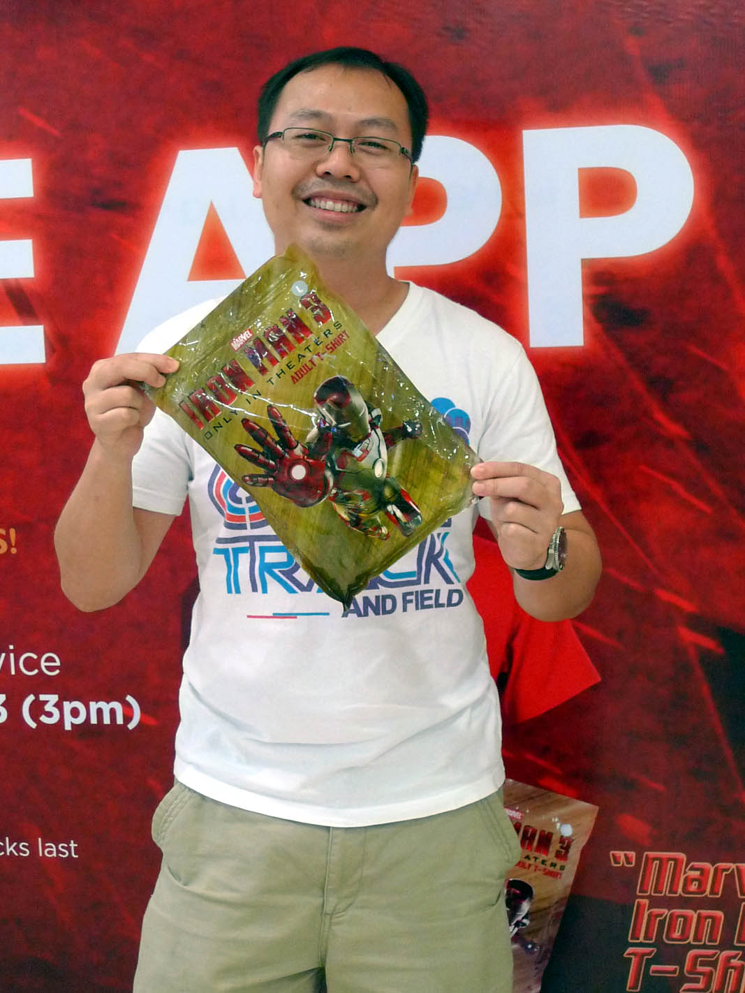 1st Avenue Penang Iron Man 3 T Shirt Giveaway (4)