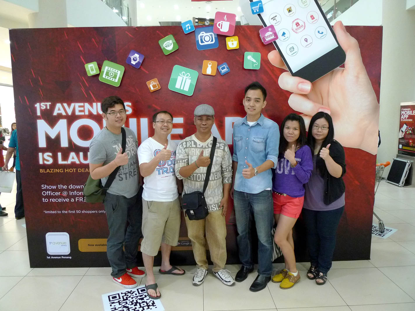 1st Avenue Penang Iron Man 3 T Shirt Giveaway (5)