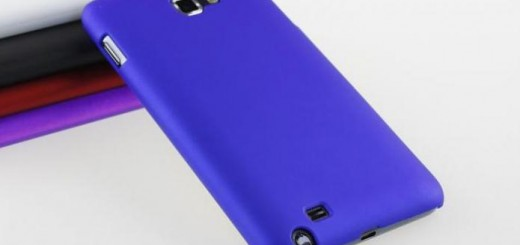 Galaxy Note 2 Matte Shell Case