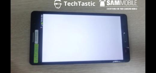 Samsung Galaxy Note III Leaked Prototype (3)
