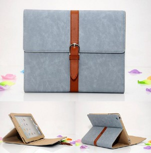 Belt Suitcase iPad Casing