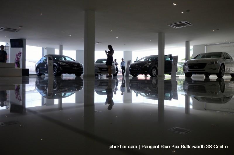 Introducing Peugeot Blue Box 3S Centre Butterworth (10)