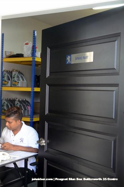 Introducing Peugeot Blue Box 3S Centre Butterworth 14