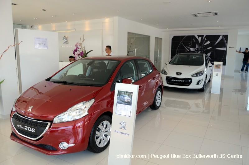 Introducing Peugeot Blue Box 3S Centre Butterworth (3)