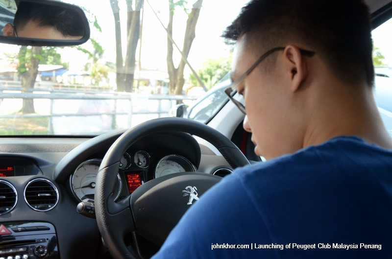 Peugeot Blue Box Members Day Launch (6)