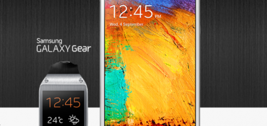 Samsung Galaxy Note 3 & Galaxy Gear