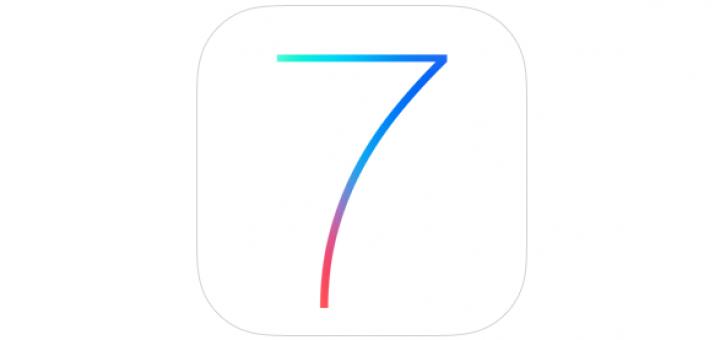 Apple iOS 7 Logo