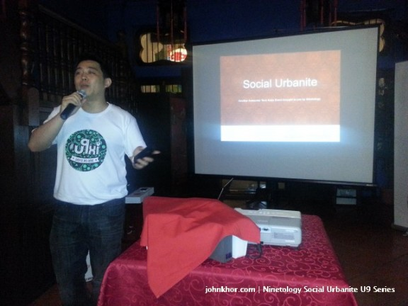 Ninetology U9 Series & Social Urbanite Launching @ 1881 Chong Tian Hotel (11)