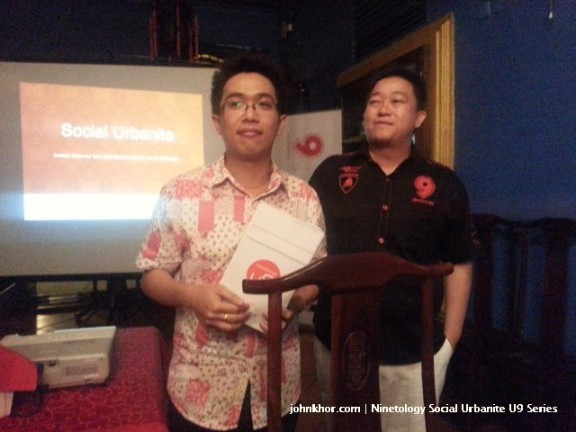 Ninetology U9 Series & Social Urbanite Launching @ 1881 Chong Tian Hotel (22)