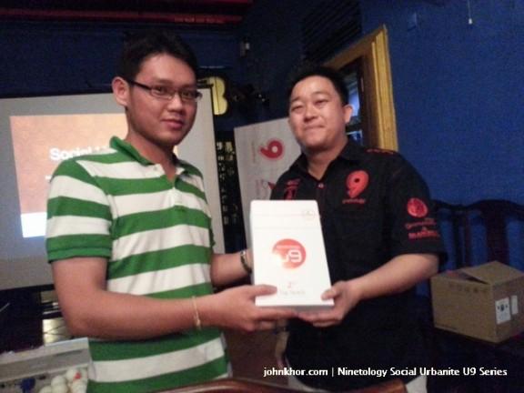 Ninetology U9 Series & Social Urbanite Launching @ 1881 Chong Tian Hotel (23)