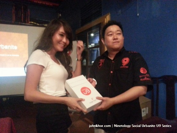 Ninetology U9 Series & Social Urbanite Launching @ 1881 Chong Tian Hotel (24)