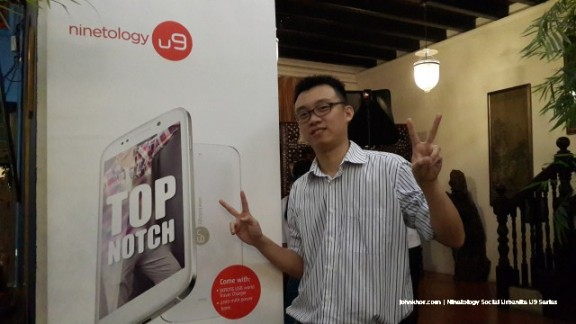 Ninetology U9 Series & Social Urbanite Launching @ 1881 Chong Tian Hotel (6)