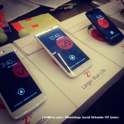 Ninetology U9 Series & Social Urbanite Launching @ 1881 Chong Tian Hotel (8)