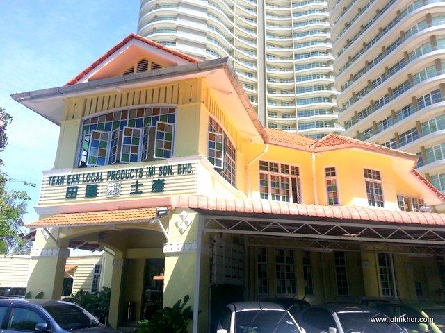 DIY Tau Sar Pneah @ Tean Ean Local Products 田园土产, Jalan Sultan Ahmad Shah, Penang (1)