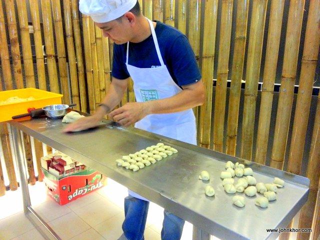 DIY Tau Sar Pneah @ Tean Ean Local Products 田园土产, Jalan Sultan Ahmad Shah, Penang (16)