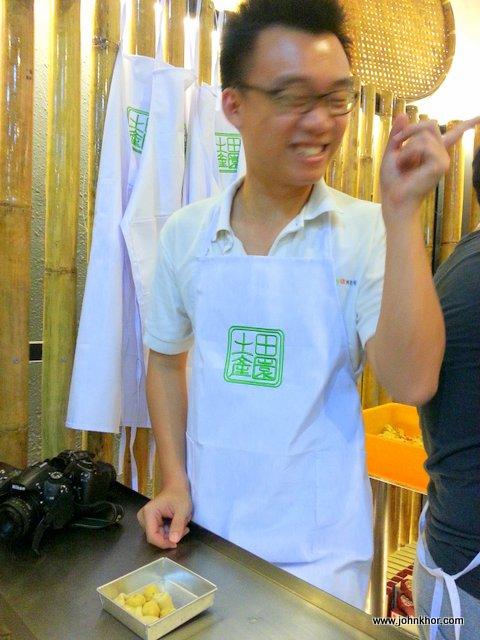 DIY Tau Sar Pneah @ Tean Ean Local Products 田园土产, Jalan Sultan Ahmad Shah, Penang (24)