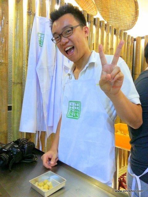DIY Tau Sar Pneah @ Tean Ean Local Products 田园土产, Jalan Sultan Ahmad Shah, Penang (25)