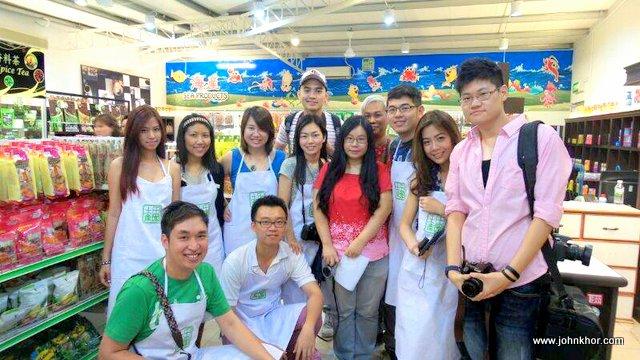DIY Tau Sar Pneah @ Tean Ean Local Products 田园土产, Jalan Sultan Ahmad Shah, Penang (33)