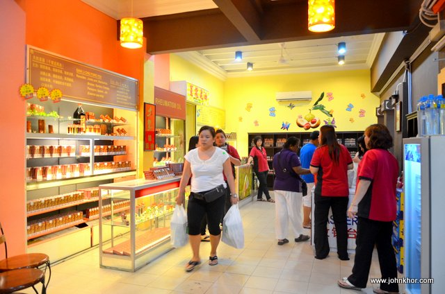 DIY Tau Sar Pneah @ Tean Ean Local Products 田园土产, Jalan Sultan Ahmad Shah, Penang (9)