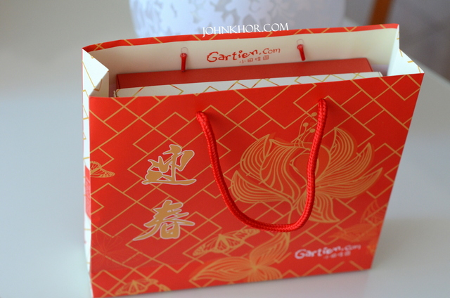 Gartien Pineapple Cake with 2014 Chinese New Year Theme (4)