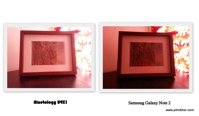 [Tech Kaiju] Ninetology U9X1 VS Samsung Galaxy Note 2 - Simple Comparison (12)