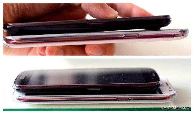 [Tech Kaiju] Ninetology U9X1 VS Samsung Galaxy Note 2 - Simple Comparison (5)