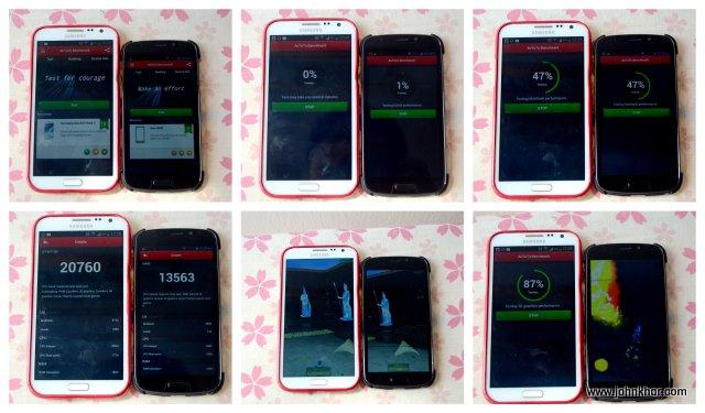 [Tech Kaiju] Ninetology U9X1 VS Samsung Galaxy Note 2 - Simple Comparison (7)