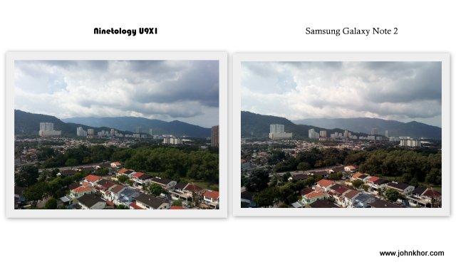 [Tech Kaiju] Ninetology U9X1 VS Samsung Galaxy Note 2 - Simple Comparison (8)