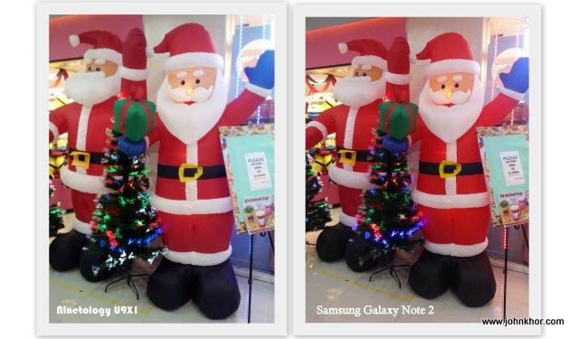 [Tech Kaiju] Ninetology U9X1 VS Samsung Galaxy Note 2 - Simple Comparison (9)