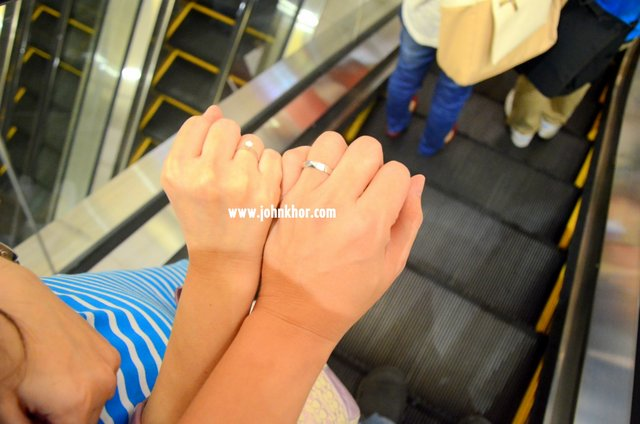 A Couple's Day Out in Gurney Paragon Mall @ Gurney Drive, Penang! (1)