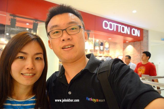 A Couple's Day Out in Gurney Paragon Mall @ Gurney Drive, Penang! (45)