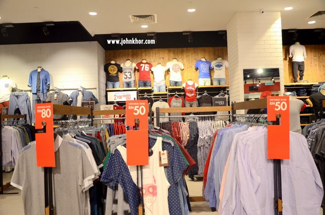 A Couple's Day Out in Gurney Paragon Mall @ Gurney Drive, Penang! (46)