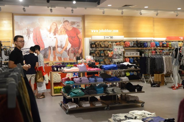 A Couple's Day Out in Gurney Paragon Mall @ Gurney Drive, Penang! (49)