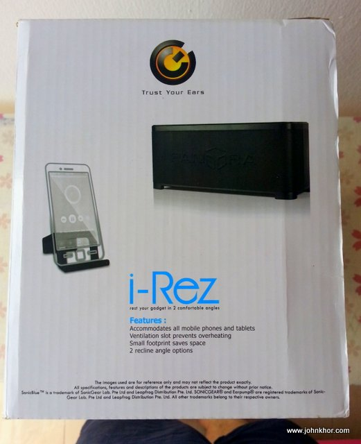 [REVIEW] Sonic Gear Bluetooth Speakers - Pandora Series (7)