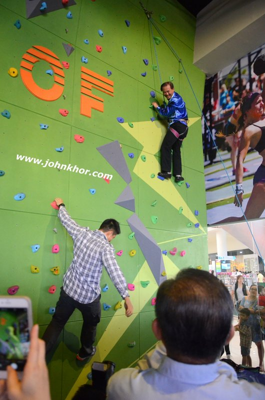 The Grand Opening of Orient Fitness Gold @ Gurney Paragon Mall, Gurney Drive, Penang (11)