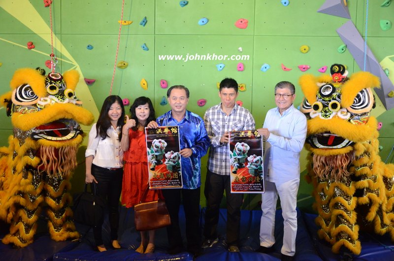 The Grand Opening of Orient Fitness Gold @ Gurney Paragon Mall, Gurney Drive, Penang (12)