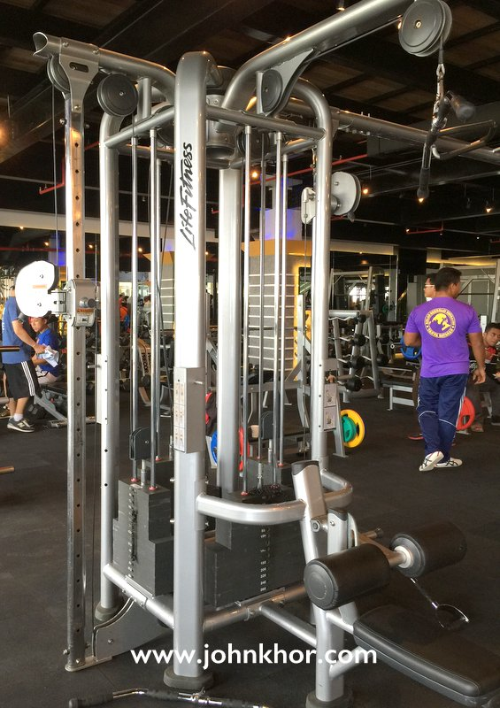 The Grand Opening of Orient Fitness Gold @ Gurney Paragon Mall, Gurney Drive, Penang (20)