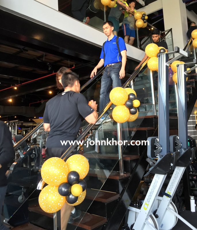 The Grand Opening of Orient Fitness Gold @ Gurney Paragon Mall, Gurney Drive, Penang (22)