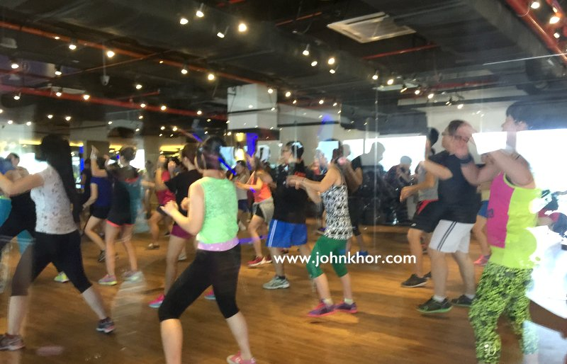 The Grand Opening of Orient Fitness Gold @ Gurney Paragon Mall, Gurney Drive, Penang (24)