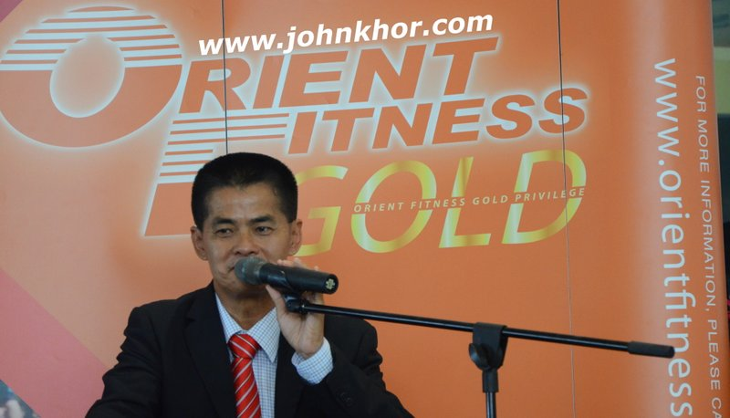 The Grand Opening of Orient Fitness Gold @ Gurney Paragon Mall, Gurney Drive, Penang (3)